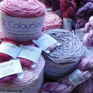ColourSpun Natural Yarns and Fibre