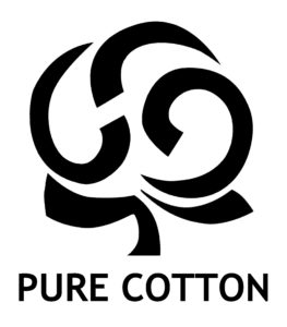 The Cotton Mark - the certifying mark for pure cotton.