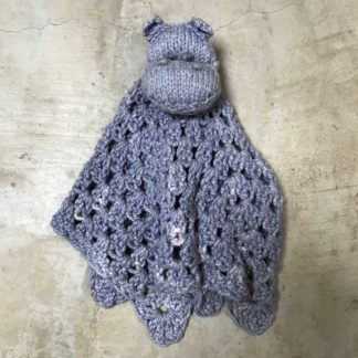 ColourSpun Hippo BuddyBlankie Kit