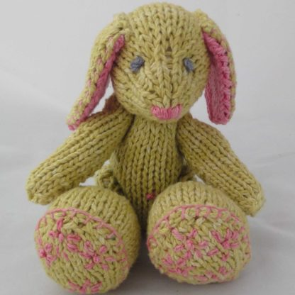 ColourSpun Knit Bunny kit