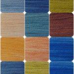 Colourway 2 - Nunu Blanket