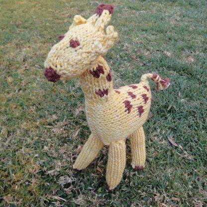 ColourSpun Giraffe Kit