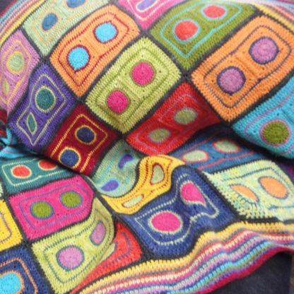 ColourSpun Gypsey Carnival Blanket Kit