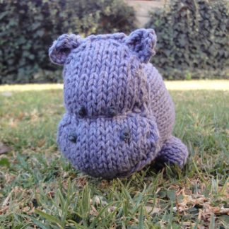 ColourSpun Hippo Kit