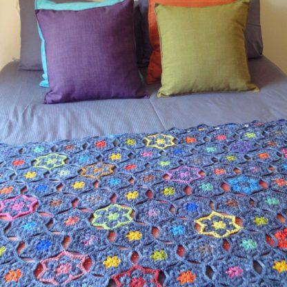 ColourSpun Starry Night Blanket Kit