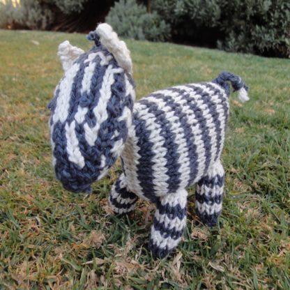 ColourSpun Zebra Kit