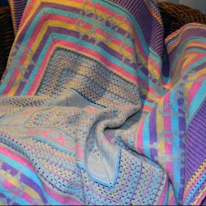 Butterfly Kisses Blanket