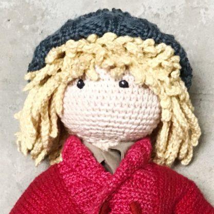 Crochet Wig Kit for Crochet Dolls