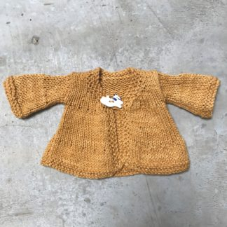 Flared Doll Cardigan Kit