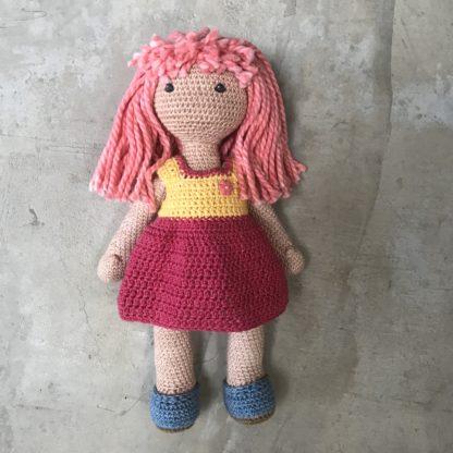 Crochet Doll Kit - Lilah