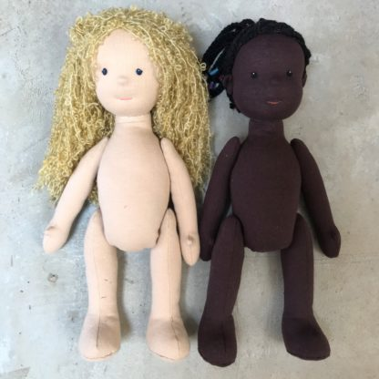 Basic Doll kit - stitched does not include hair
