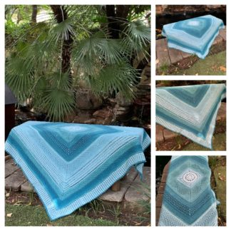 The Neave Collection Romantic Rendezvous Throw Kit