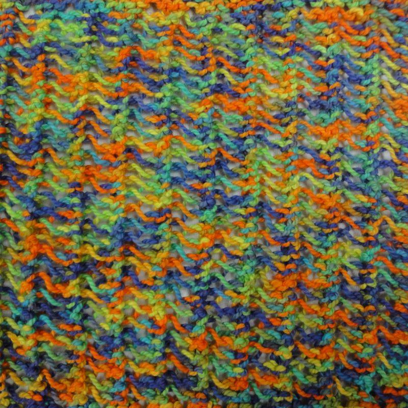 Holey Knitting