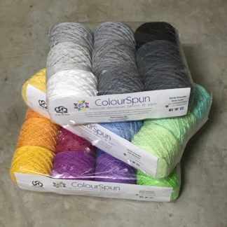 ColourSpun Pure Cotton Colour Ways are each a collection of colours that are carefully curated to give you a beautifully themed palette.